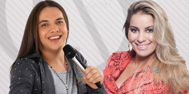 Wesley Safadão e Walkyra Santos