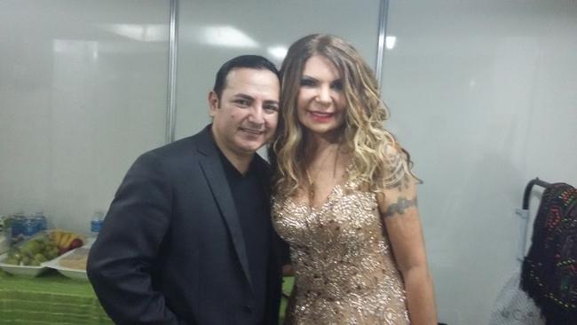 Francis Lopes e Elba Ramalho